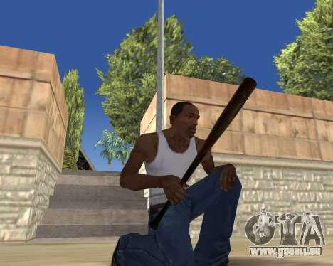 HD Weapon Pack pour GTA San Andreas onzième écran