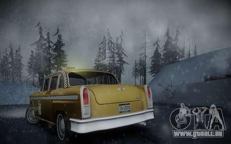 Winter ENBSeries für GTA San Andreas