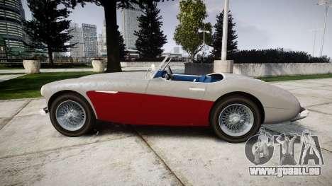 Austin-Healey 100 1959 für GTA 4 linke Ansicht