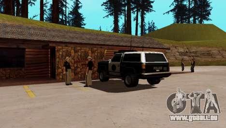 Recovery-Stationen San Fierro Land für GTA San Andreas achten Screenshot