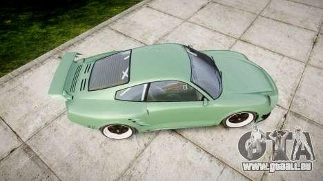 GTA V Pfister Comet 911 Wheel pour GTA 4 est un droit