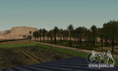 Behind Space Of Realities: American Dream pour GTA San Andreas neuvième écran