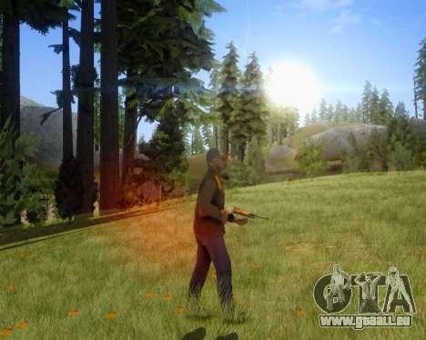 ENB_OG v2 für GTA San Andreas dritten Screenshot