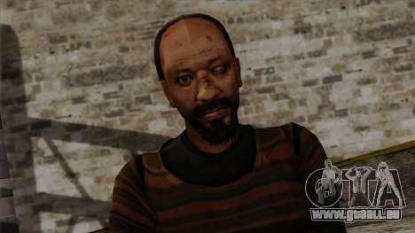 GTA 4 Skin 52 pour GTA San Andreas troisième écran