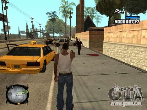 HUD by LMOKO für GTA San Andreas dritten Screenshot