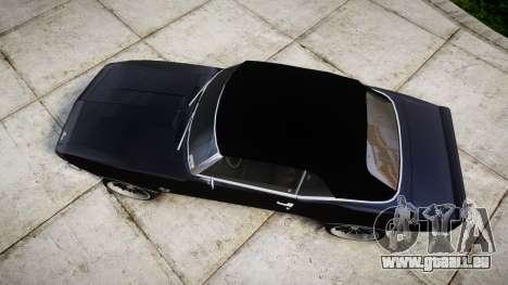 Chevrolet Camaro Mk.I 1968 rims2 pour GTA 4 est un droit