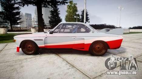 BMW 3.0 CSL Group4 pour GTA 4 est une gauche