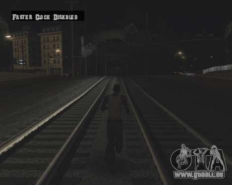 Colormod High Black pour GTA San Andreas septième écran