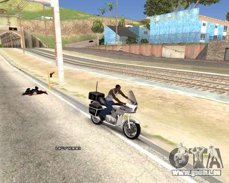 Car Name für GTA San Andreas sechsten Screenshot