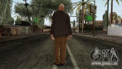 GTA 4 Skin 60 pour GTA San Andreas deuxième écran