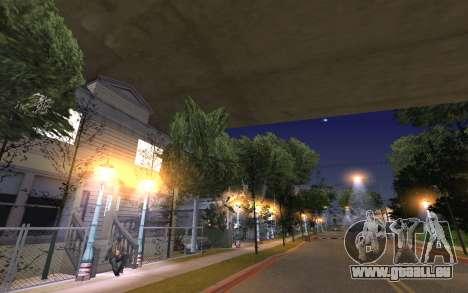 New Grove Street 50 für GTA San Andreas sechsten Screenshot