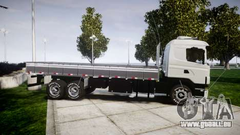 Scania 124G 400 für GTA 4 linke Ansicht