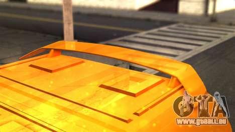 GAZelle 3221 2007 pour GTA San Andreas vue de droite