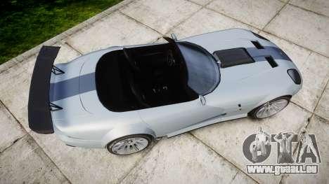 Bravado Banshee GTR pour GTA 4 est un droit