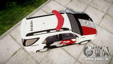 Toyota Hilux SW4 2015 Forca Tatica [ELS] pour GTA 4 est un droit