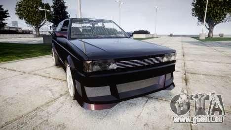 Volkswagen Gol GTI pour GTA 4