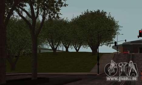 Behind Space Of Realities: American Dream pour GTA San Andreas troisième écran