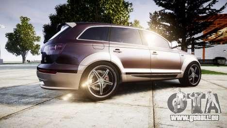 Audi Q7 2009 ABT Sportsline [Update] rims2 für GTA 4 linke Ansicht
