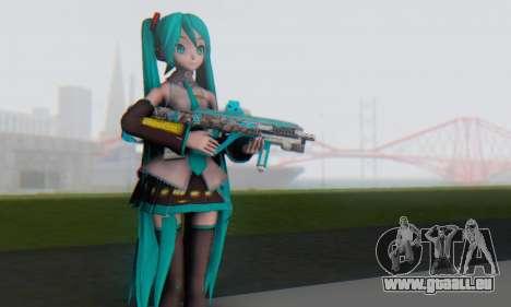 Hatsune Miku Dreamy Theater pour GTA San Andreas