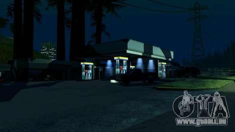 Recovery-Stationen San Fierro Land für GTA San Andreas dritten Screenshot