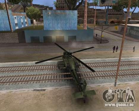 Car Name für GTA San Andreas dritten Screenshot