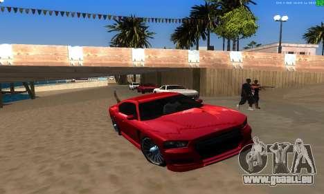 De nouvelles voies de transport pour GTA San Andreas neuvième écran
