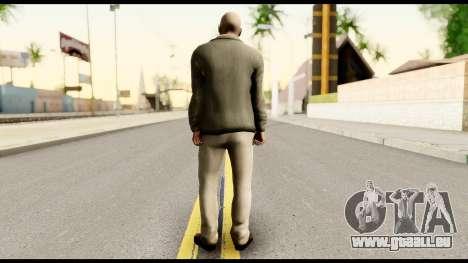Heisenberg from Breaking Bad für GTA San Andreas zweiten Screenshot
