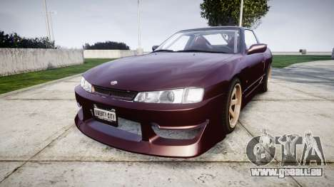 Nissan Silvia S14 Sil80 pour GTA 4