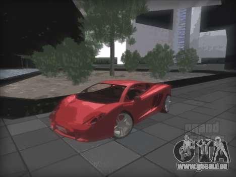 De nouveaux écrans de chargement pour GTA San Andreas neuvième écran