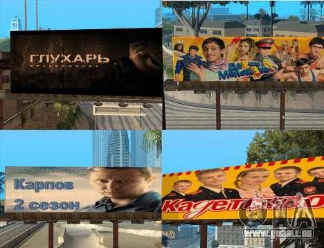 Ersatz-Werbung (Banner) für GTA San Andreas dritten Screenshot