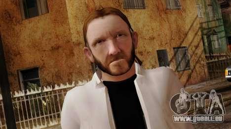 GTA 4 Skin 50 pour GTA San Andreas troisième écran