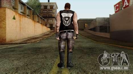 GTA 4 Skin 56 für GTA San Andreas zweiten Screenshot