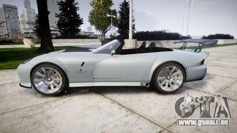 Bravado Banshee GTR pour GTA 4 est une gauche