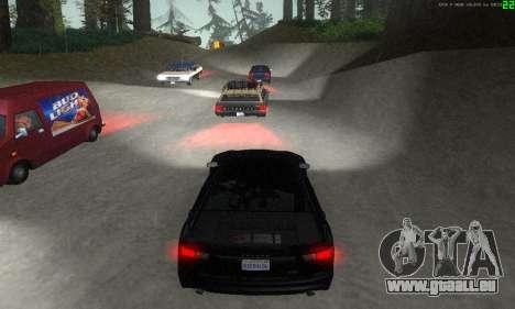 Neue Verkehrswege für GTA San Andreas zehnten Screenshot