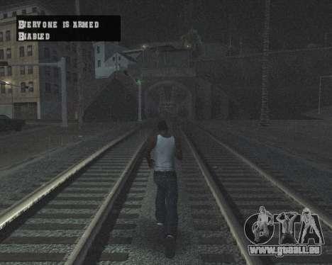 Colormod High Black für GTA San Andreas elften Screenshot