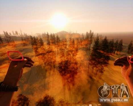 ENB_OG v2 pour GTA San Andreas quatrième écran
