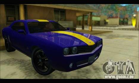 Bravado Gauntlet (GTA V) pour GTA San Andreas