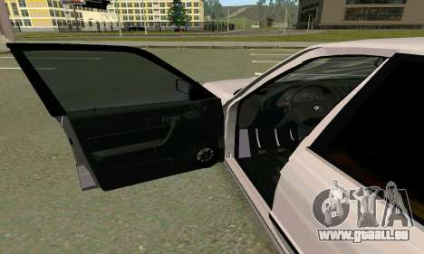 BMW 525 Turbo für GTA San Andreas rechten Ansicht