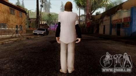 GTA 4 Skin 50 pour GTA San Andreas deuxième écran