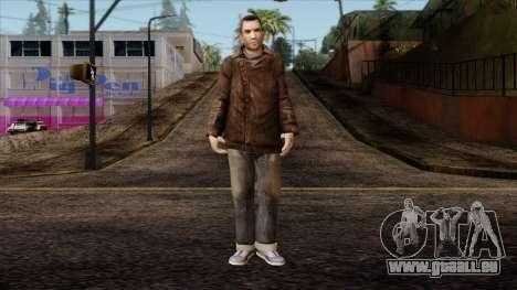 GTA 4 Skin 49 für GTA San Andreas