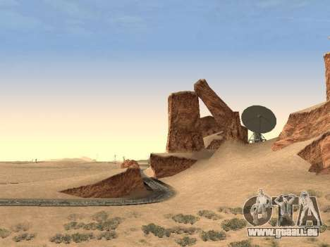 Real California Timecyc für GTA San Andreas fünften Screenshot