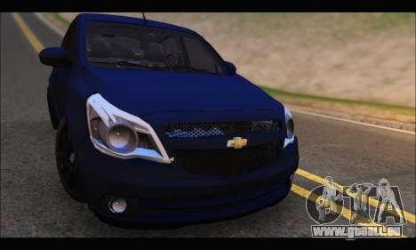 Chevrolet Agile Tunning pour GTA San Andreas