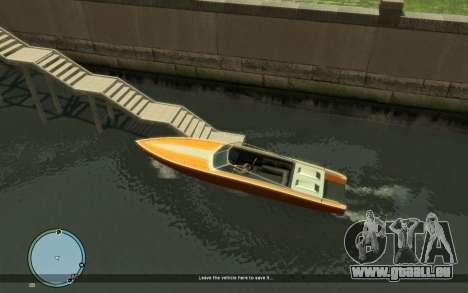 Custom Safehouse and Garage Script v1.1 pour GTA 4 quatrième écran