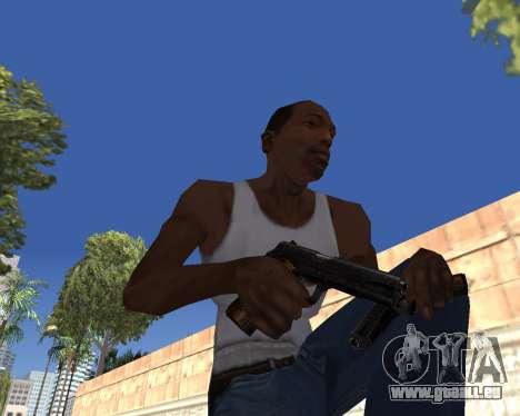 HD Weapon Pack pour GTA San Andreas sixième écran