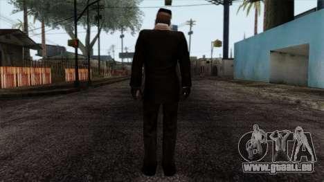 Resident Evil Skin 6 für GTA San Andreas zweiten Screenshot
