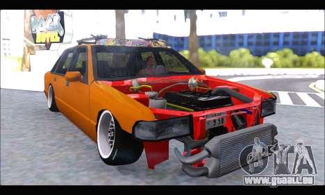 Taxi Extreme Tuning (Hellalfush) pour GTA San Andreas