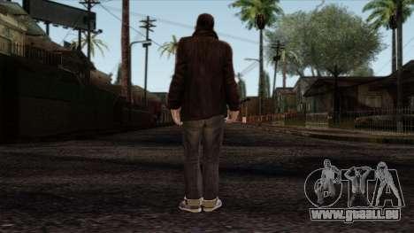 GTA 4 Skin 49 für GTA San Andreas zweiten Screenshot
