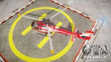 Eurocopter EC130 B4 Coca-Cola pour GTA 4 est un droit