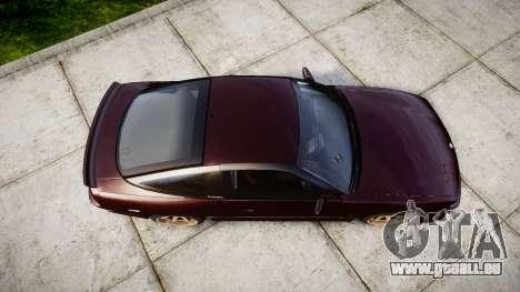 Nissan Silvia S14 Sil80 pour GTA 4 est un droit