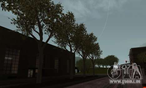 Behind Space Of Realities: American Dream pour GTA San Andreas deuxième écran